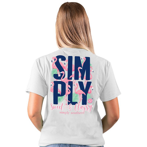 Simply Southern Short Sleeve T-Shirt  - Simply