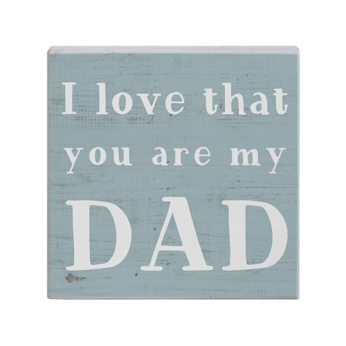 Square Small Talk - You are My Dad