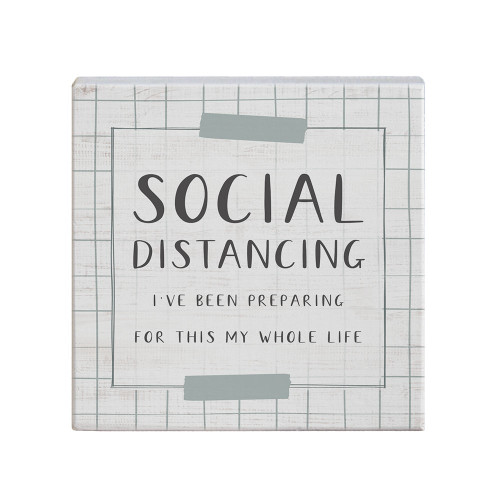 Square Small Talk - Social Distancing