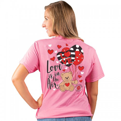 Simply Southern Short Sleeve Tee - Love