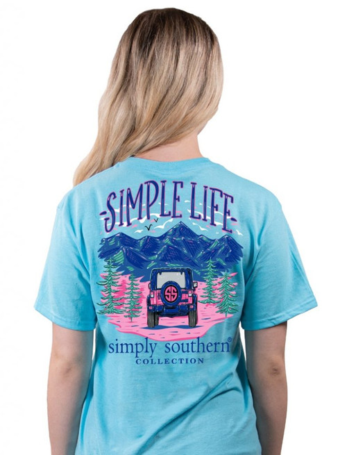 Simply Southern Short Sleeve Tee - Simply Life