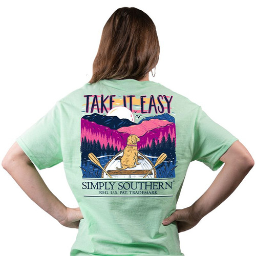 Simply Southern Short Sleeve Tee - Easy