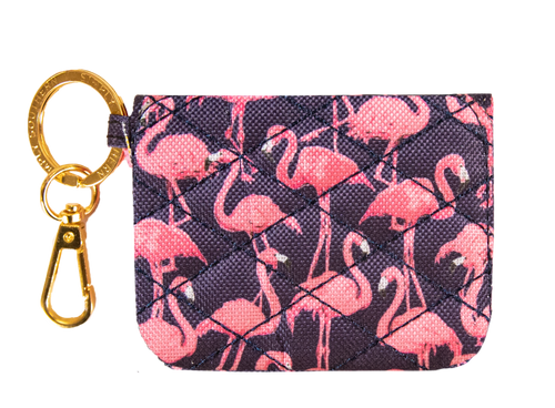Simply Southern ID Wallet - Flamingo