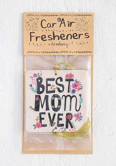 Car Air Freshener - Best Mom