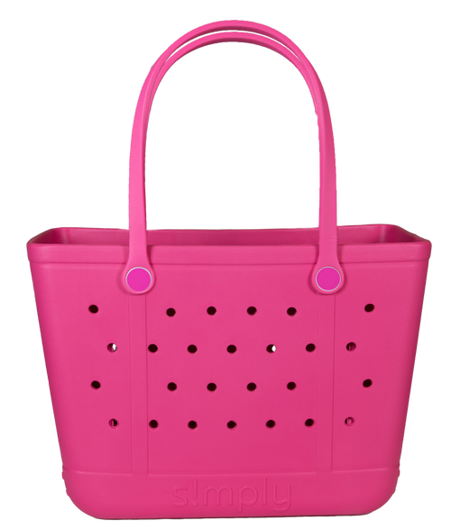 Large Simply Tote by Simply Southern - Pink