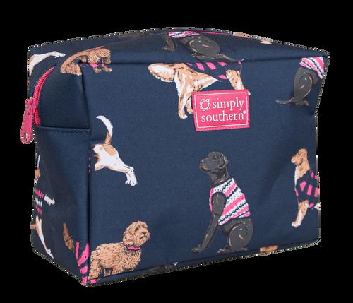 Simply Southern Cosmo Bag - Dog