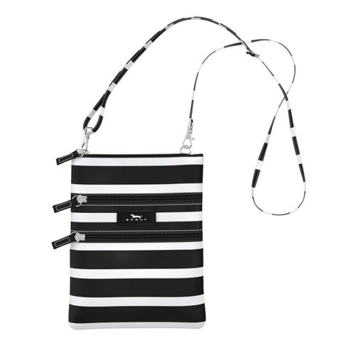 SCOUT Sally Go Lightly Crossbody Bag - Fleetwood Black