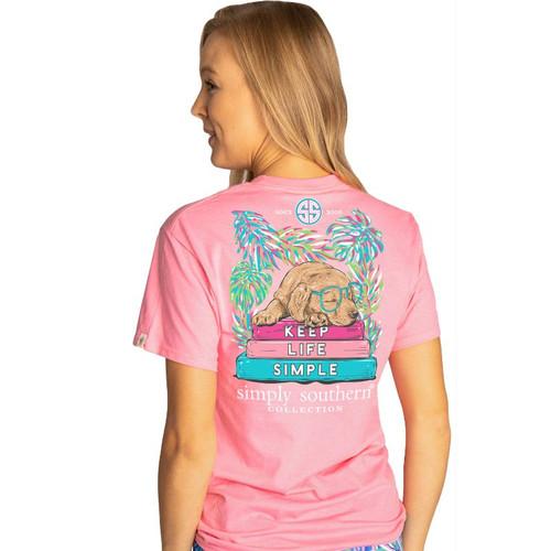Simply Southern Short Sleeve Tee - Keep