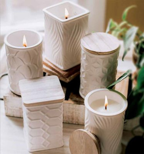 Swan Creek White Collection Candle