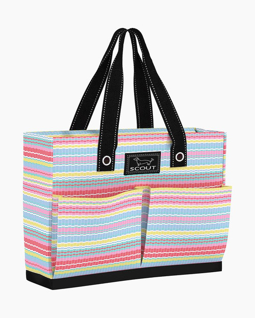 SCOUT Uptown Girl Pocket Tote - Good Vibrations