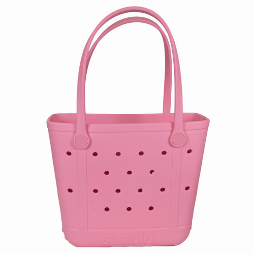 Small Simply Tote by Simply Southern - Flamingo