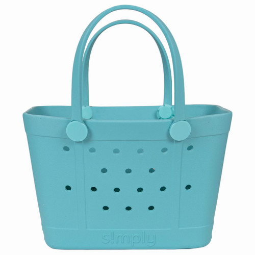 Mini Simply Tote by Simply Southern - Sky