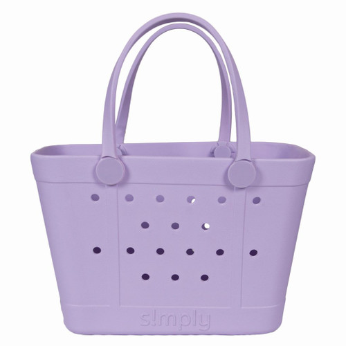 Mini Simply Tote by Simply Southern - Orchid