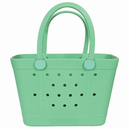 Mini Simply Tote by Simply Southern - Mint