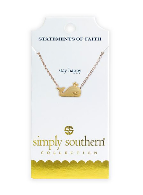1811bb303 Simply Southern Pendant Necklace | Cordial Lee
