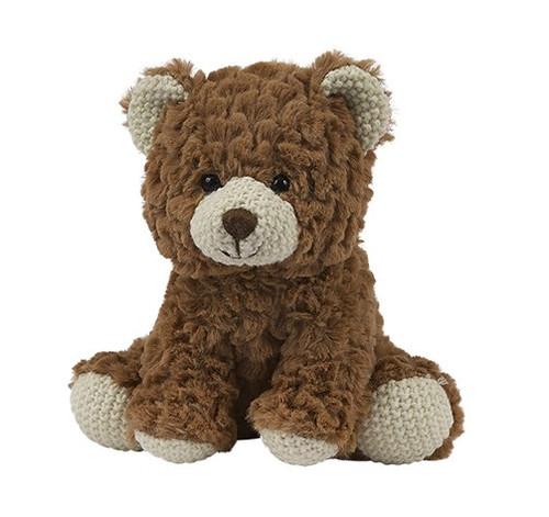 Plush Animal - Cocoa Bear