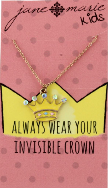 Crown Necklace - Youth