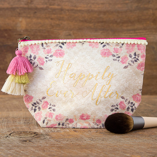 Canvas Pouch - Happily Ever After