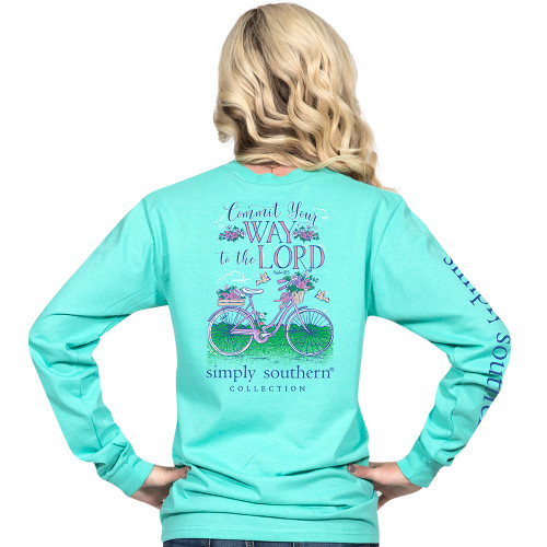 Simply Southern LS Tee - Preppy Lord