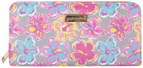 Simply Southern Phone Wallet - Floral