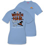 Simply Southern SS Tee - Preppy Witch