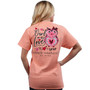 Simply Southern SS Tee - Owl Love