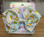 Simply Southern Boutique Hair Bow - Mermaid Gold