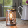 Edison Illumination Fragrance Warmer - Chicken Wire