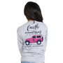 Simply Southern Long Sleeve Tee - Faith