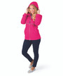 Charles River Rain Jacket - Hot Pink