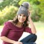 Madison Hat - Grey