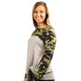Simply Southern Knot Top - Camo