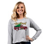Simply Southern Long Sleeve Shortie - Truck