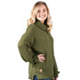 Simply Southern Turtleneck Sweater - Army