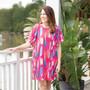 Pamela Pretty in Pink Dress - Pink