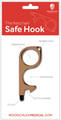 Woodchuck Medical Safehook for Keychain