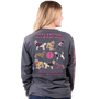 Simply Southern Long Sleeve Tee - Best Friends