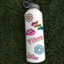 H20 Flask Stickers