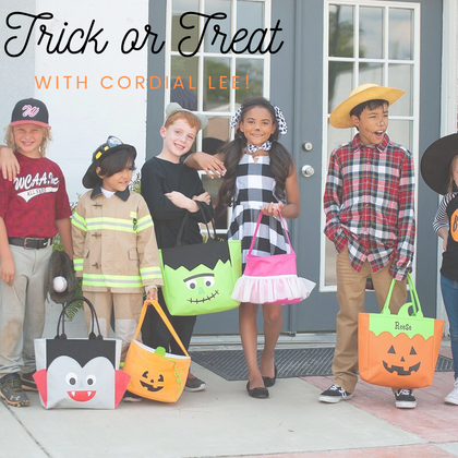 Trick or Treat With Cordial Lee!