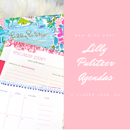 Lilly Pulitzer Agendas: A Closer Look