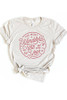Circle Most Wonderful  Time Graphic Tee