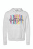 Team Girly Glam Hooded Sweatshirt