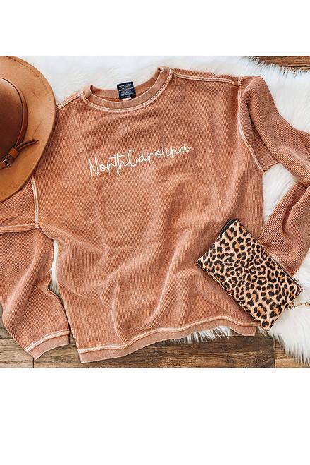 Cord State Sweatshirt