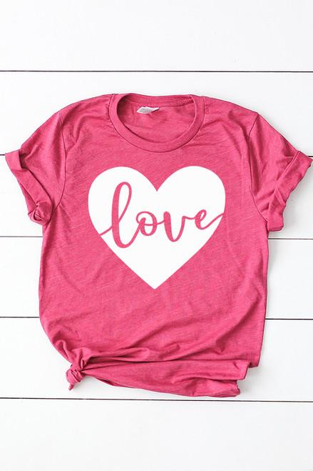 Script Love Heart