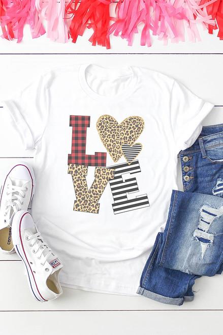 Love Leopard Heart
