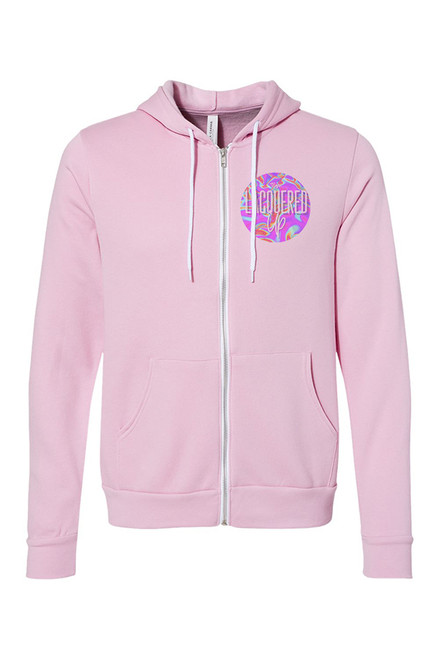 Lacquered Up Full Zip Hoodie