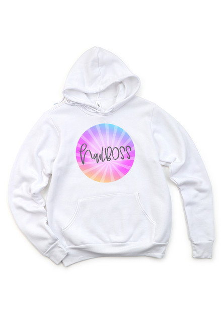 Nail Boss Hooded Sweatshirt