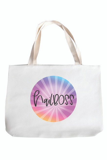 Nail Boss Tote Bag