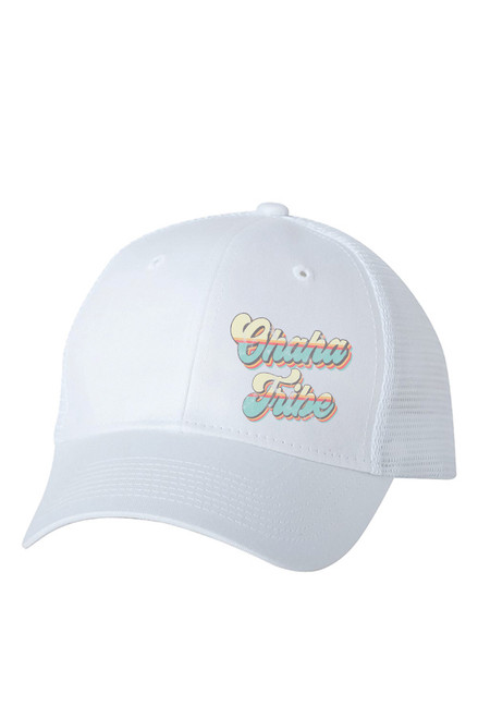 The Ohana Tribe Trucker Hat
