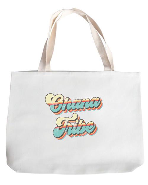 The Ohana Tribe Tote Bag